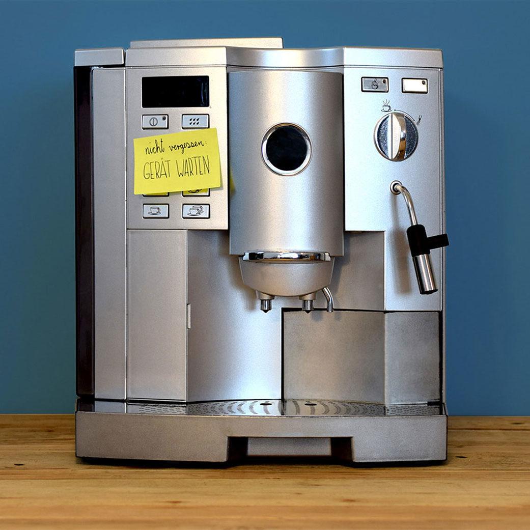 Kaffee Maschinen Wartung